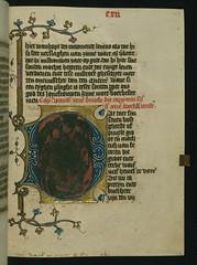 Illuminated Manuscript, Duke Albrecht's Table ...