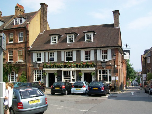 The Old White Bear, Hampstead