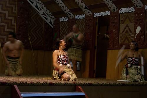 Baile maorí - 04