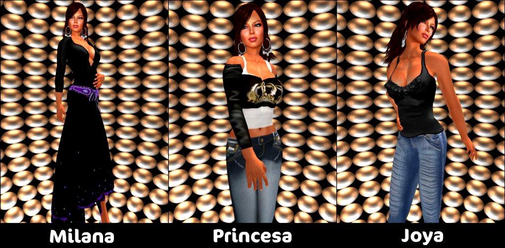 BLOG:  Indyra Originals - Milana, Princesa, Joya