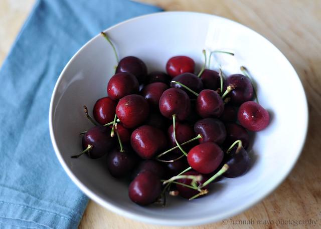 ...bowl of cherries.