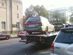 Poor Subaru