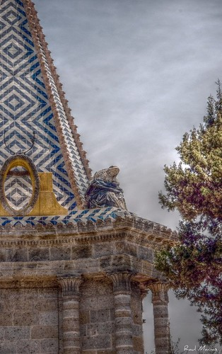 Torre tumba panteon de belen