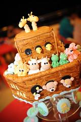Noah's ark & friends