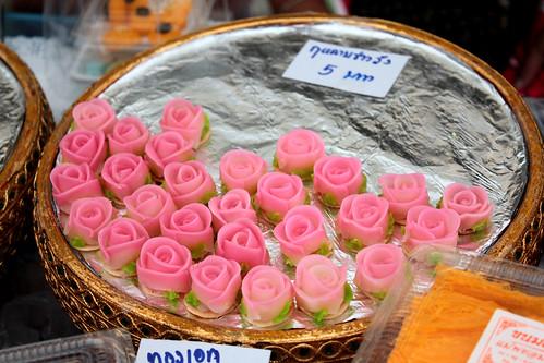 Thai traditional desserts!