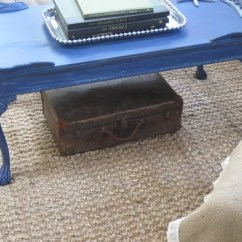 Painted Queen Anne Sofa Table Flip Out Sleeper She S Still Cool Emily A Clark And Your Grandmother Dining Set Can Go Glam With Fresh Coat Of Paint Graphic Fabric Love This Transformation Rene Chairs At Cottage