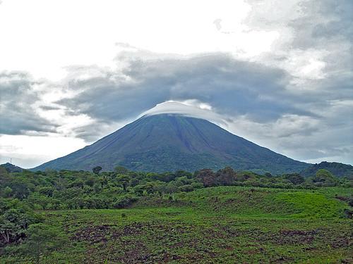 Volcán Concepción - Isla Ometepe, Nicaragua