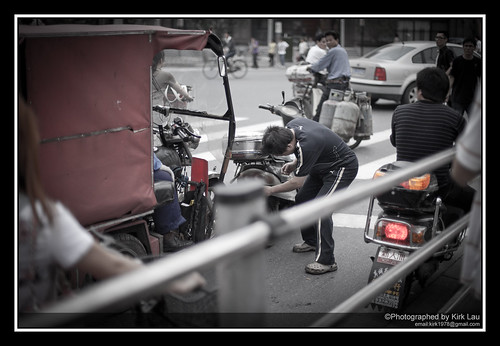 [Street] Bumper to bumper bike