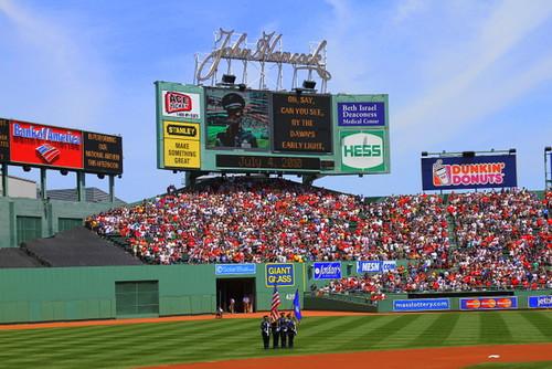 July 4 baseball