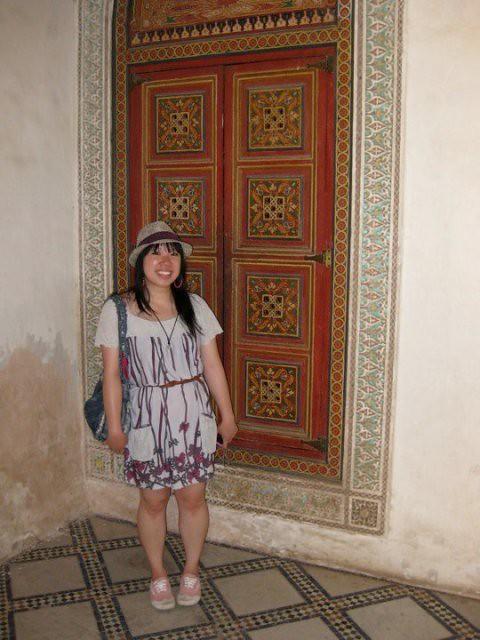11 Bahia palace decorative doors