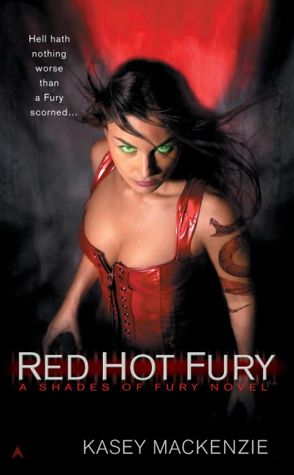 Red Hot Fury by Kasey Mackenzie