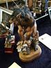 Werewolf Statue