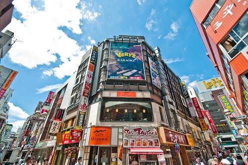 Shibuya Sunday Morning