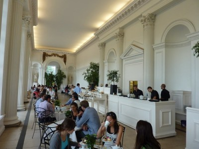 Afternoon tea at the Orangery Kensington Palace London (3)