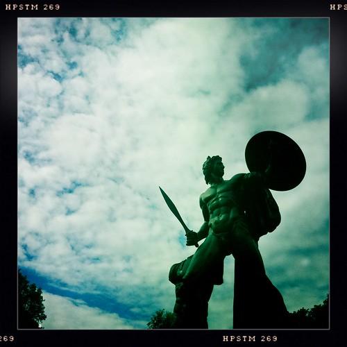 Achilles Last Stand