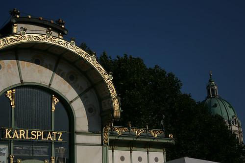 Wagner Stadtbahn Pavillon