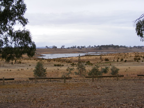 Picture from Lake Eppalock, Victoria