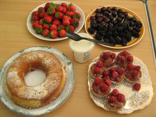 fruit n' cake