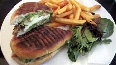 Marinated Chicken Breast Grilled Sandwich