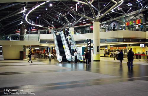 高鐵台南車站,很漂亮!