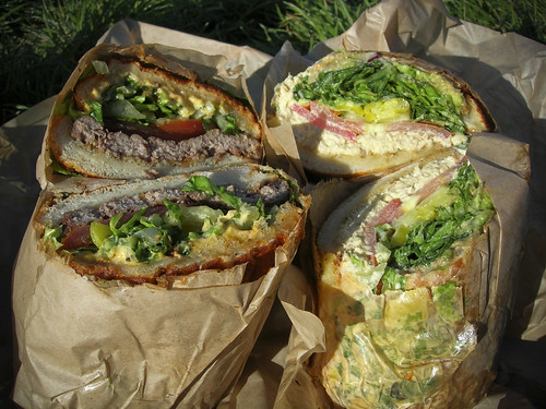 ike's place sandwiches