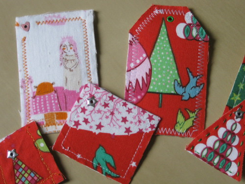 some of my gift tags