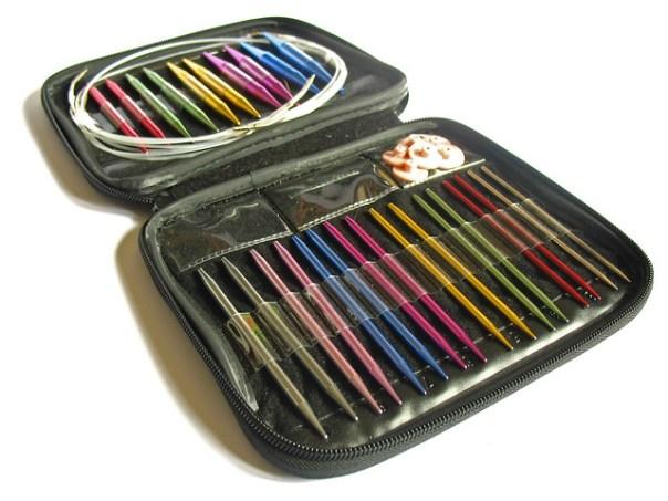 Boye needlemaster knitting needle set
