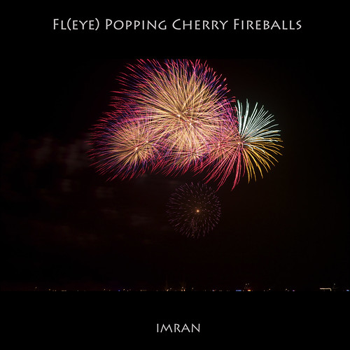 Fly Eye-Popping Popping Cherries Fireworks Fireballs - IMRAN™