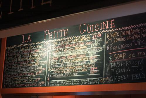 at la petite cuisine with le petite canard