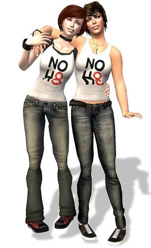 NO H8 2
