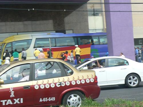 Autobús Selección Española