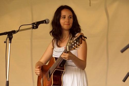 Jill Zmud @ Ottawa Folk Festival 2010