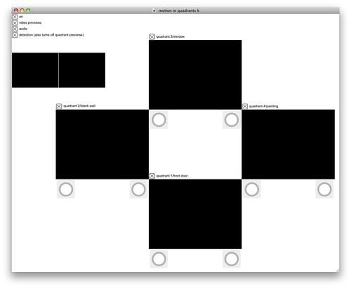 Motion in Quadrants for Kate Vrijmoet