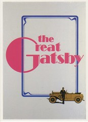 NL-383018 The Great Gatsby bookcover to USA