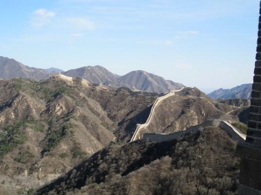 Badaling Wall Section
