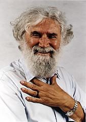 O escritor Leonardo Boff apoia Marcelo Freixo
