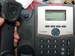 Teléfono SPA922