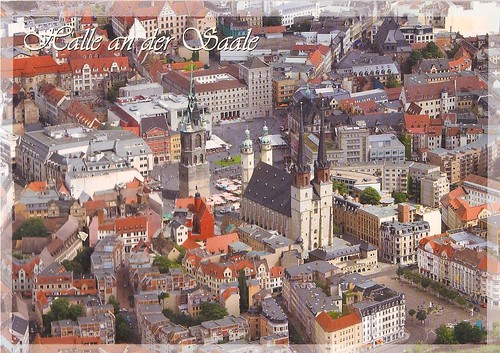 Received Private Postcrossing swap w/ voxjuvenalis