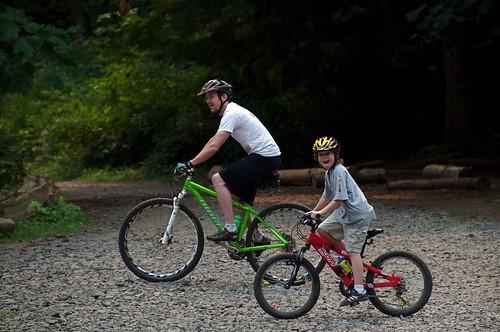 Duthie Hill Mountain Bike Parks