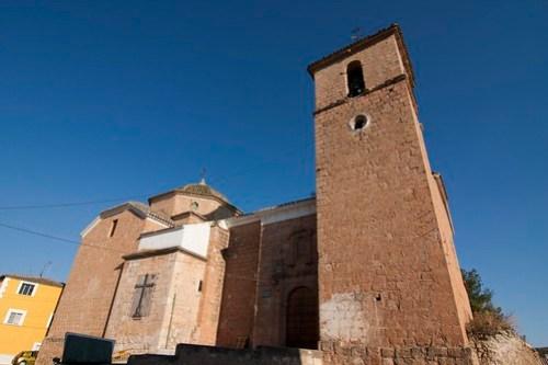 Iglesia Fuentealbilla