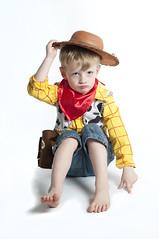Grumpy cowboy by Brockley Tim, on Flickr