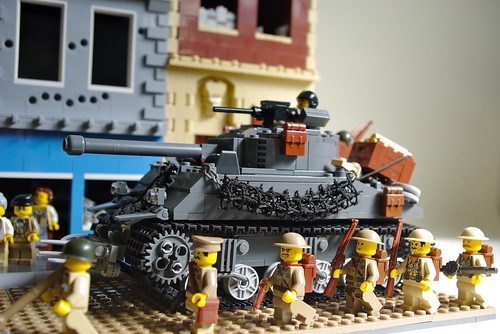 M4 Sherman tank - V2 (1)