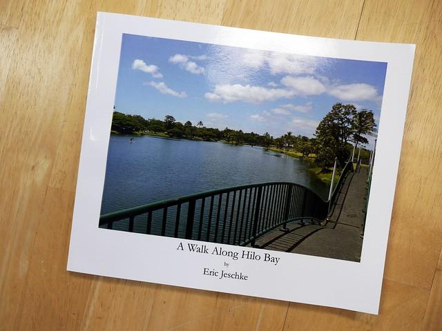 A Walk Along Hilo Bay: Blurb book cover