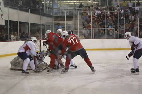 Jake Hauswirth at the Capitals' 2010 Development Camp