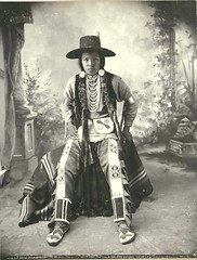 Nez Perce Indian, Washington