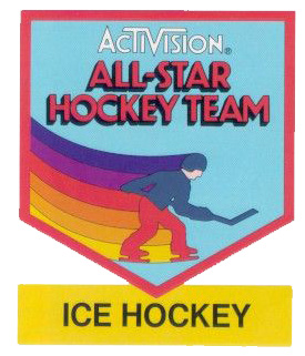 All Star Hockey badge