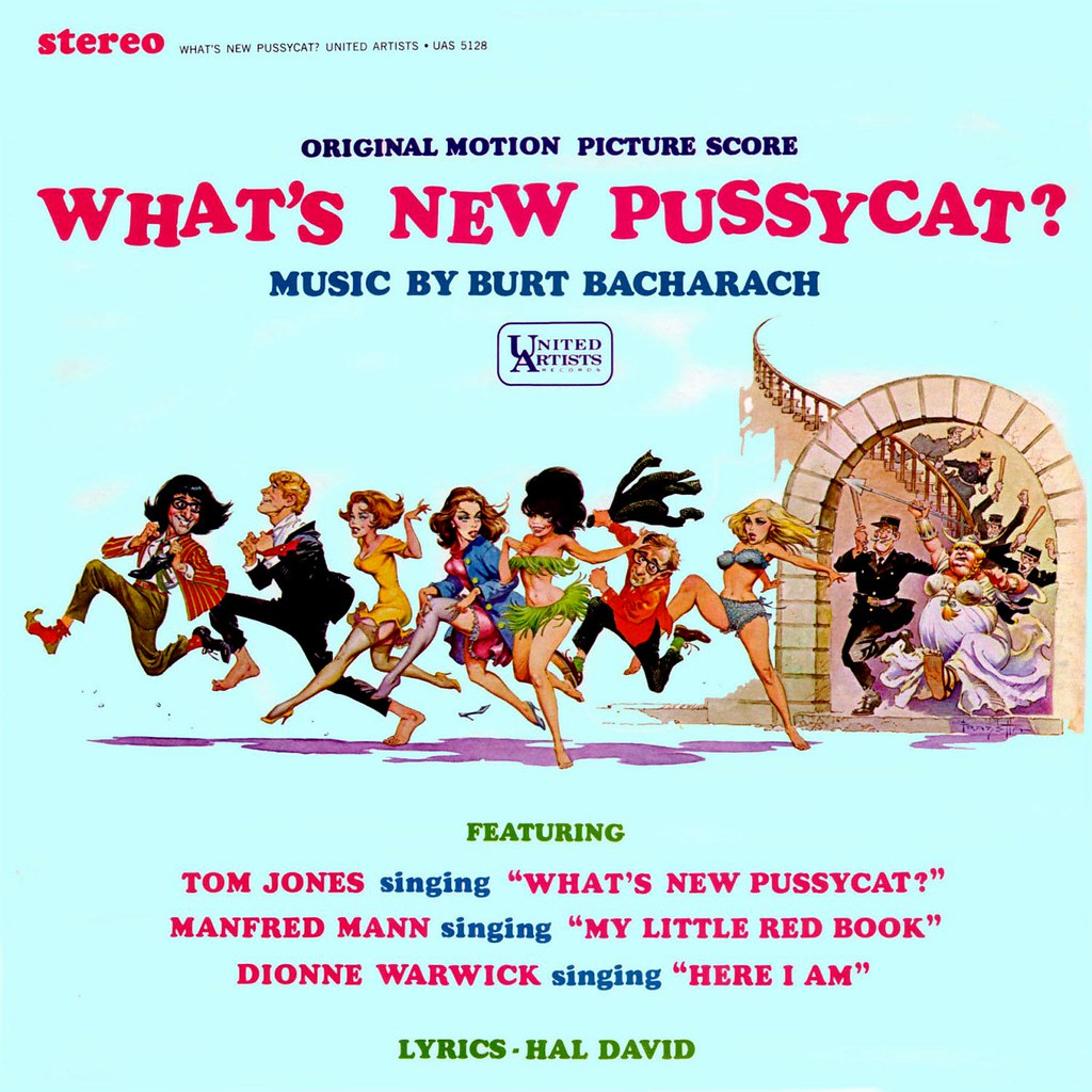 Burt Bacharach - What's New Pussycat?