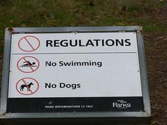 No Regulations - Do as you please!