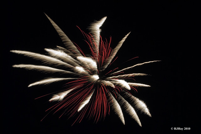 Fireworks - Canada Day 2010