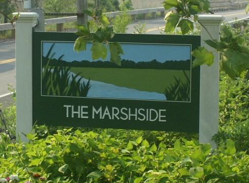 Marshside Sign